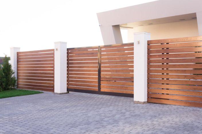 Vjezdové brány - výroba, montáž, servis