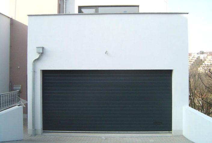 montáže garážových vrat